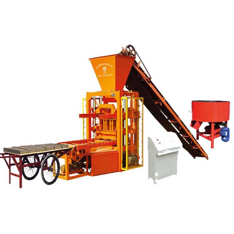cement blocks making machine