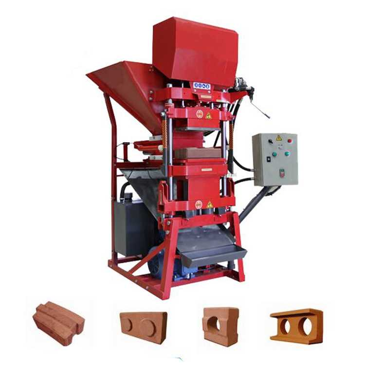 soil bricks machine