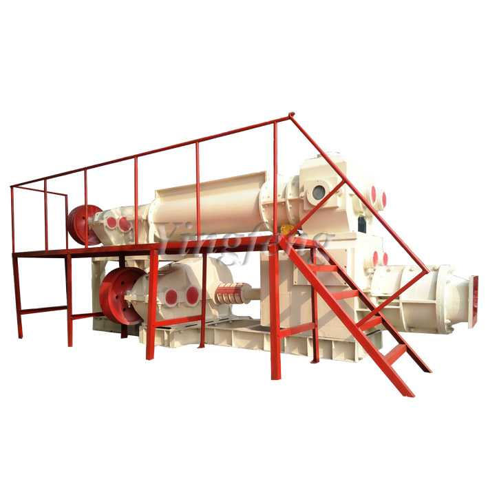 JZK40 Clay brick making plant