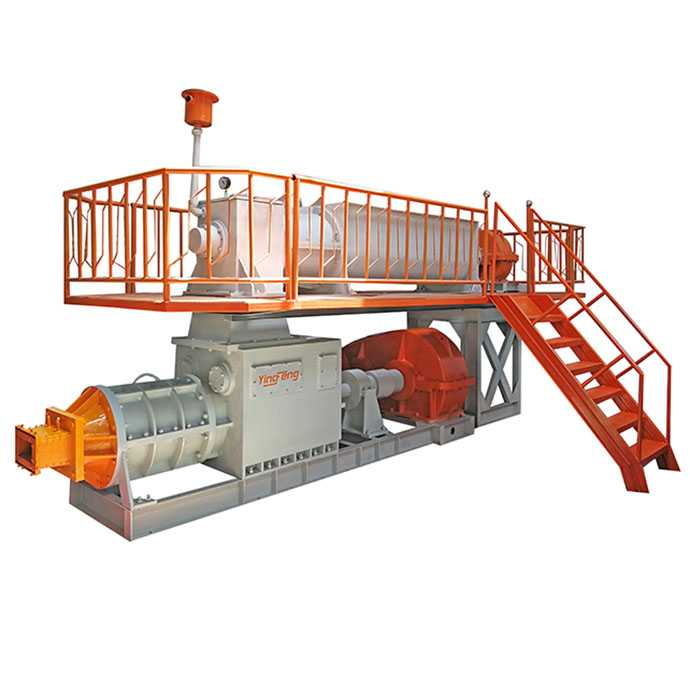 JZK soil brick making machine